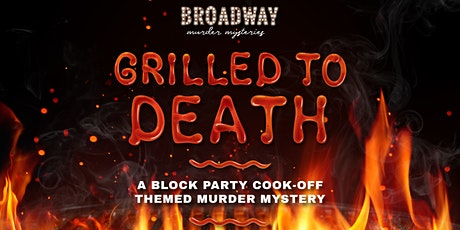 Grilled to Death - An interactive digital experience tickets