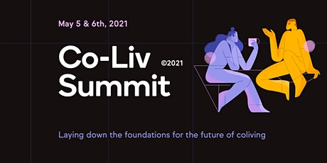 Co-Liv Summit 2021 tickets