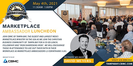 CBMC Marketplace Ambassador Luncheon tickets