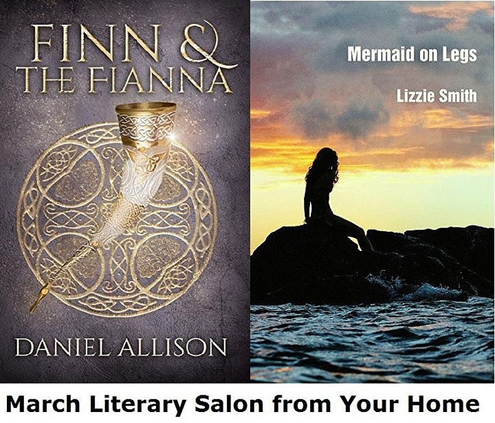 March Literary Salon from Your Home image
