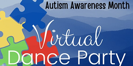 Autism Awareness  Virtual Dance Party with DJ Chris Craze! tickets