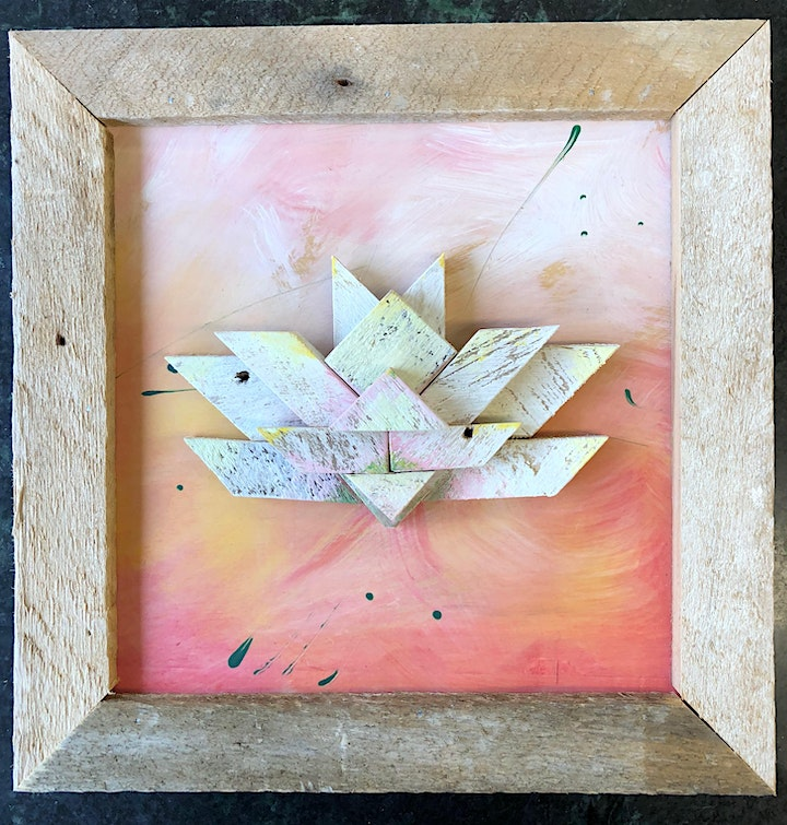 BARN QUILTING -FLOWER with Alan McIntosh image