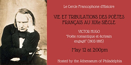 Le Cercle Francophone d'Histoire: Victor Hugo tickets