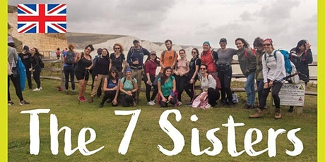 Seven Sisters coastal hike - The Chalk Cliffs of Sussex tickets