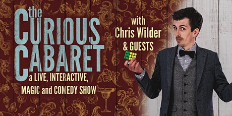 The Curious Cabaret: A Virtual Magic Event tickets