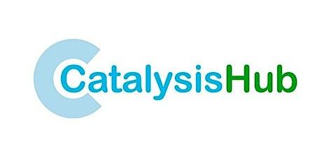 UK Catalysis Hub Data Management Virtual Workshop tickets