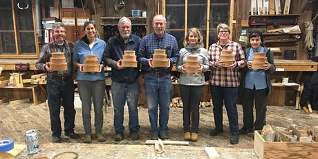 Boatshop Workshop:  Shaker Box Making tickets