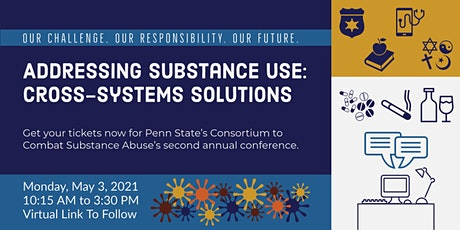 Addressing Substance Use: Cross-Systems Solutions tickets