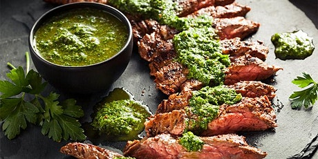 Livestream: Grilled Skirt Steak with Chimichurri tickets