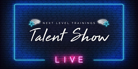 Spring Community Event: Virtual Talent Show tickets