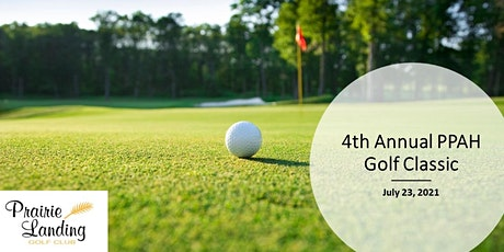 4th  Annual PPAH Charity Golf Classic tickets