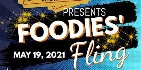 FOODIES' FLING tickets