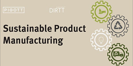 Sustainable Product Manufacturing CEU tickets