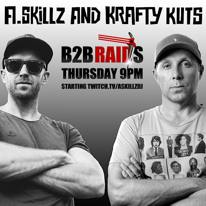 An Incredible Evening With Krafty Kuts, A-Skillz & Dynamite MC image