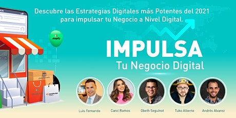 Impulsa Tu Negocio Digital | BootCamp entradas