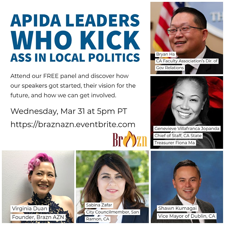 APIDA Leaders Who Kick Ass In Local Politics image