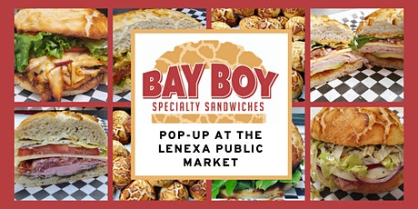 Bay Boys Specialty Sandwich Pop-up tickets