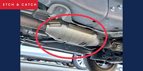 Catalytic Converter Theft Prevention Event tickets