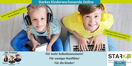Stark auch ohne Muckis - Kinderwochenende Online Tickets