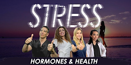Stress, Hormones & Health LIVE WEBINAR tickets