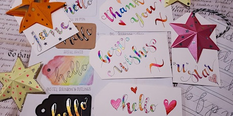 Faux Calligraphy with Jane Lappage tickets