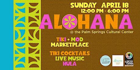 Alohana Mod Palm Springs tickets
