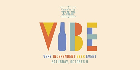 VIBE 2021: Very Independent Beer Event tickets