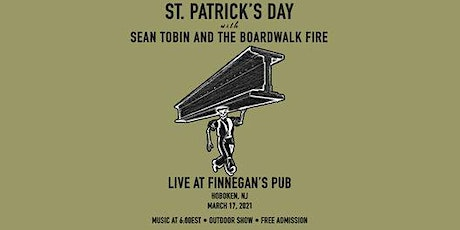 St. Patrick's Day with Sean Tobin and the Boardwalk Fire tickets