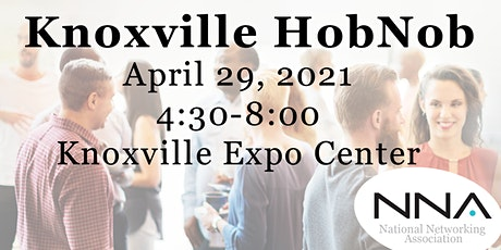 Knoxville HobNob Booth Sponsor tickets