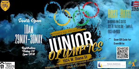 Tampa PAL presents The State of Florida Junior Olympics tickets