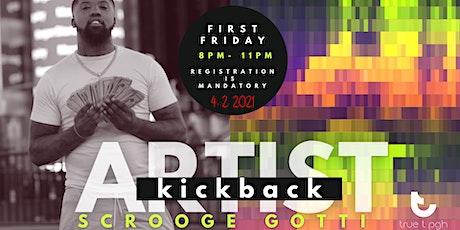 Artist Kickback Series tickets