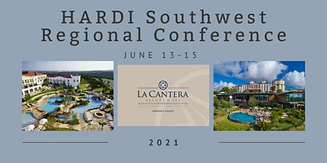 2021 HARDI Southwest Regional Conference tickets