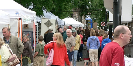 Arts on the Square accepting applications for Juried Art Booths! tickets