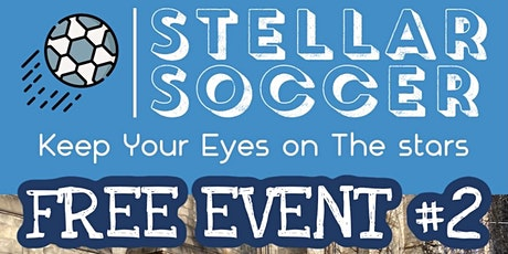 Stellar Soccer FREE class ages 2-3 tickets