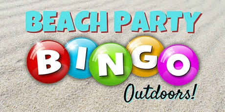Beach Party Bingo Reserve Seating June 3 tickets