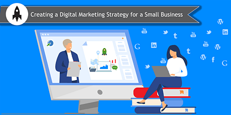 Creating a digital marketing strategy for a small business tickets