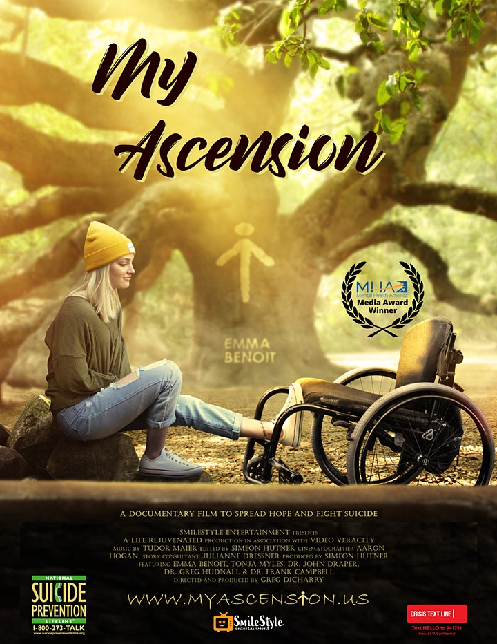 My Ascension Virtual Film Screening image