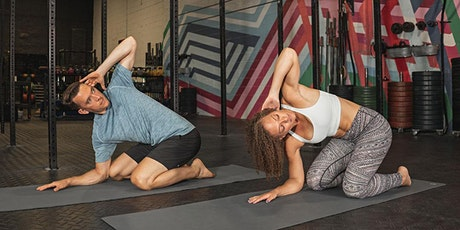 Stretching Class With Dr. Grayson Wickham - Alleviate Pain & Injury tickets