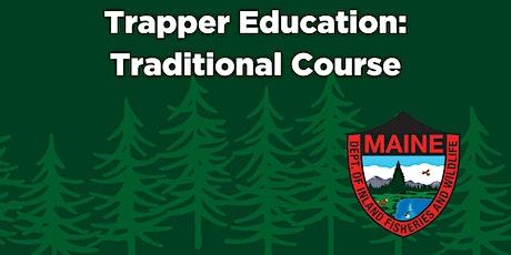 Trapper Education-  Ellsworth tickets