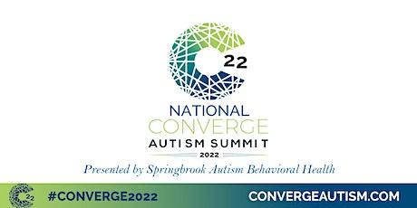 Converge Autism Summit 2022 tickets