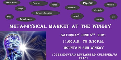 Metaphysical Market at the Winery tickets