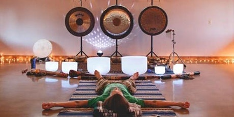 Gong Bath Sound Journey: Full Moon Celebration tickets