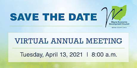 2021 WEDC Virtual Annual Meeting tickets