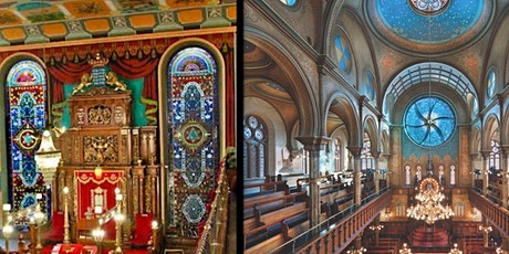 Shuls of Grandeur on the Lower East Side - 2 Columbus Day walking tours tickets