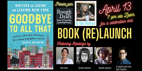 Goodbye to All That Book Re-Launch + Virtual Celebration tickets