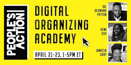 People's Action Digital Organizing Academy biglietti