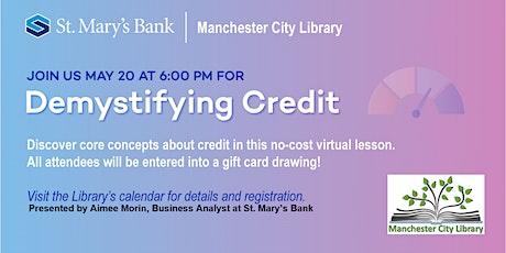 Demystifying Credit tickets
