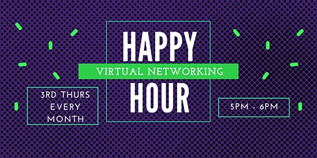 Virtual Happy Hour hosted by The Networking Partners of Elk Grove tickets