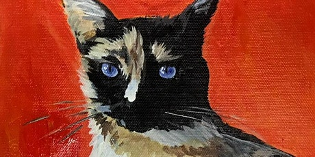 Paint your Pet! Fri May 21, 2021 6:30pm tickets