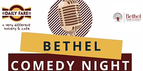 Bethel Comedy Night - Live and Outside tickets